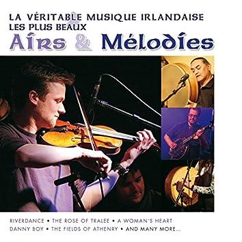La Véritable Musique Irlandaise - Les Plus Beaux Airs et Mélodies