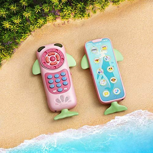 Tumama Baby Toy Smartphone Control Educativo temprano tácti