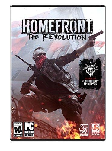 Square Enix Homefront The Revolution Launch Edition PC Básico PC vídeo -...