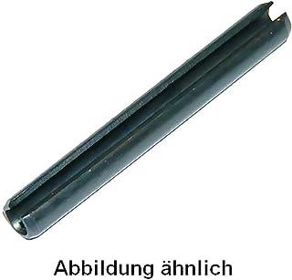 Reidl Spannh/ülsen schwere Ausf/ührung 3 x 10 mm DIN 1481 Stahl blank 200 St/ück