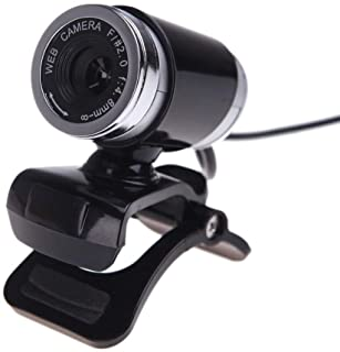 LanLan Cámara HD para ordenador, con micrófono de absorción, para Skype, Android TV