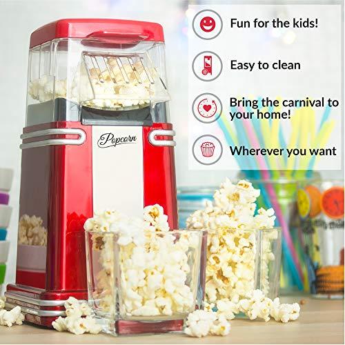Gadgy – Heißluft – Popcornmaschine - 5