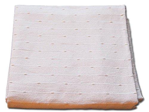 Lanovenanube - Plaid Multiusos Kenya 230x260 - Crudo