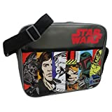 Star Wars TMSTAR001013 - Bolso bandolera con correa para el hombro
