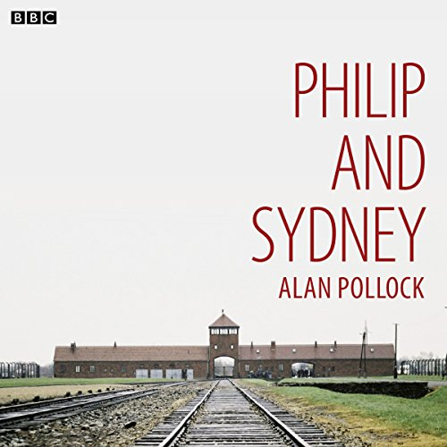 Philip and Sydney audiobook cover art