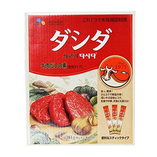 牛肉 ダシダ 粉末タイプ 384g