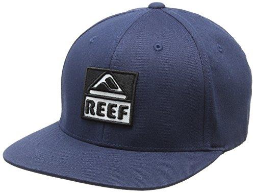 Reef_Apparel Reef Classic Block I Indigo, Gorra de béisbol Hombre, Azul (Indigo Ind), Large (Talla del Fabricante: LXL)