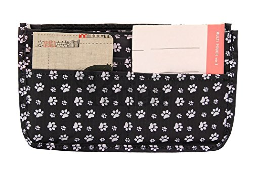 Periea - Handbag Organiser - Sheba, Black