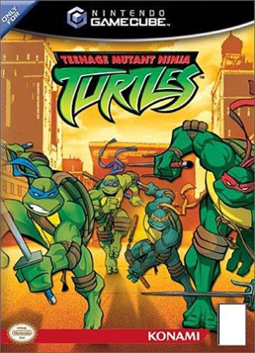 Teenage Mutant Ninja Turtles (GameCube) [GameCube] …