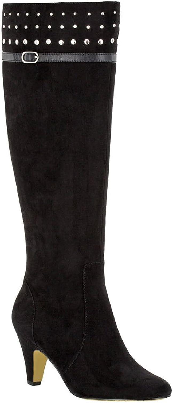 Bella Vita Vita Vita Kvinnors Taryn II Tall Boot  erbjudanden försäljning