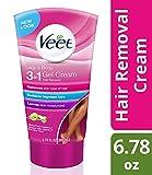 Veet Botanic Inspirations Gel Cream - Legs & Body, 6.78 oz.