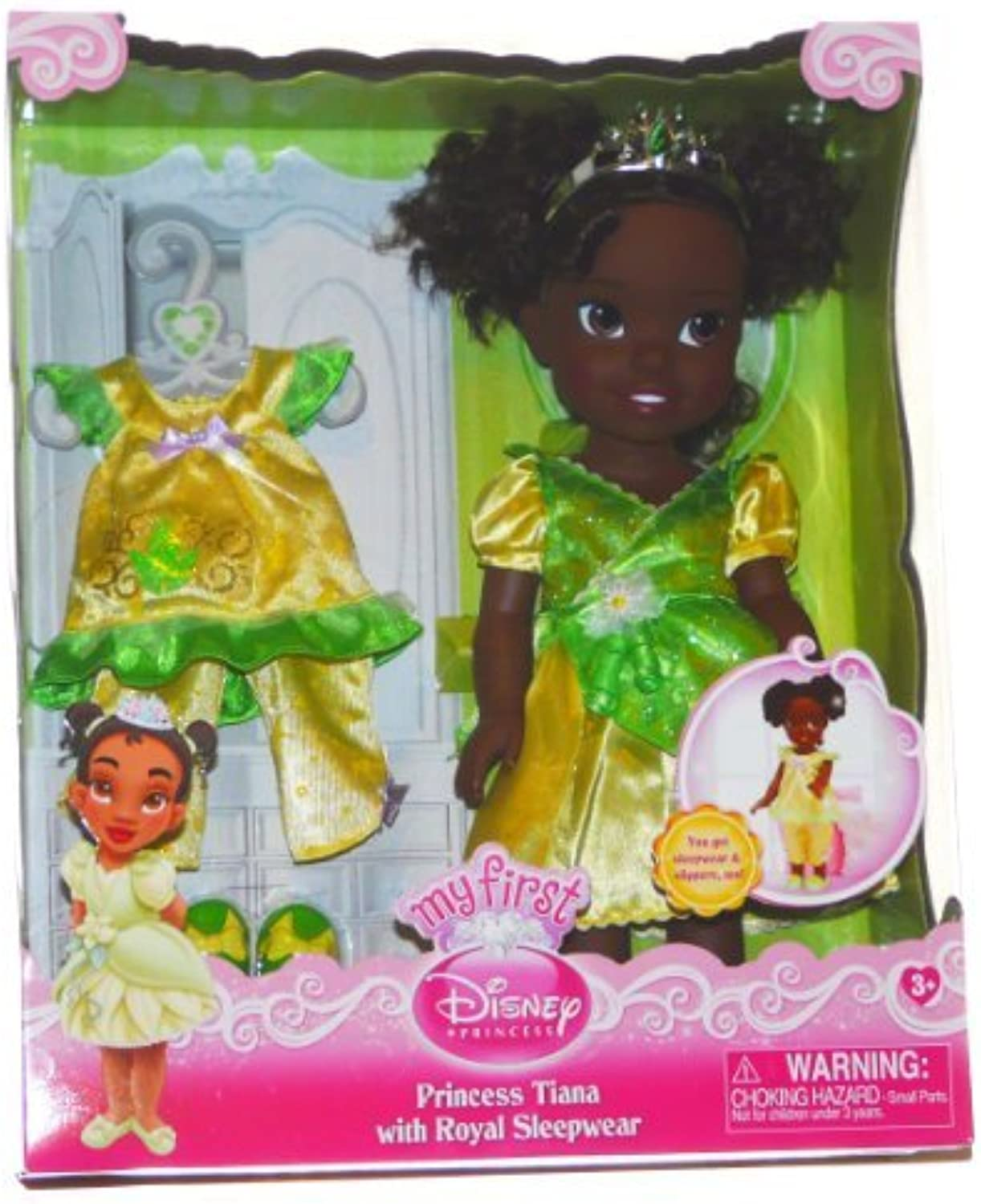 60% de descuento Disney Tiana with with with Royal Sleepwear by Tolly Juguetes by Tolly Juguetes  sin mínimo