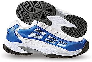 Nivia Ray Tennis Shoes (NIVIA20906) (White Blue) - 6 UK