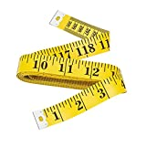 Cotchear Soft 120inch 3 Meter Sewing Tailor Tape Body Measuring Measure Ruler Dressmaking Tools Sewing Measuring Tape