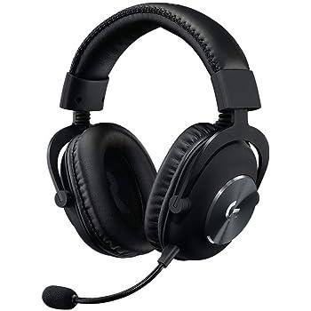 Logicool G PRO X ゲーミングヘッドセット 有線 7.1ch Dolby Blue VO!CE搭載高性能マイク 3.5mm usb PC PS4 Switch Xbox スマホ G-PHS-003 国内正規品