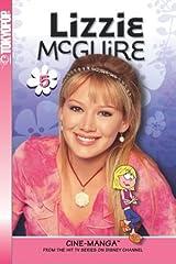 Lizzie McGuire Cine-Manga Volume 5: Lizzie's Nightmare & Sibling Bonding Paperback