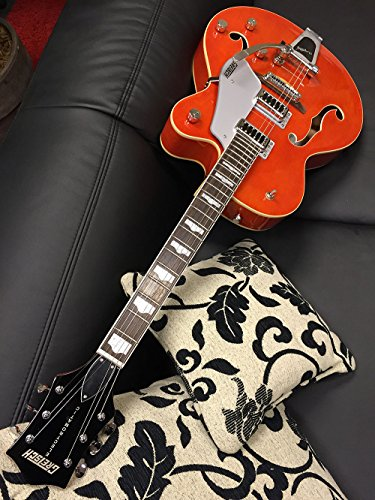 Gretsch Guitars G5420T Electromatic Hollowbody Electric Guitar Orange Stain