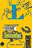 Langenscheidt Spicker Latein: Latein-Deutsch - Redaktion Langenscheidt
