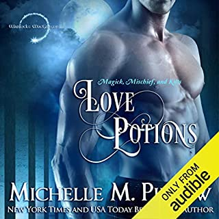 Love Potions cover art