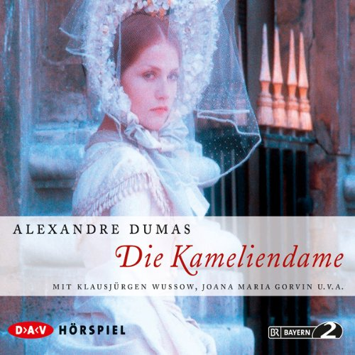 Die Kameliendame audiobook cover art