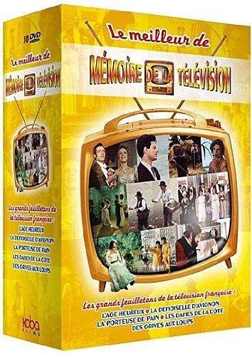 Le Meilleur de Mémoire de la Télévision-Coffret 5 feuilletons