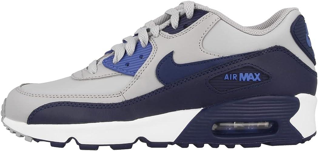 Nike Air Max 90 LTR GS, Scarpe da Ginnastica Unisex-Adulto