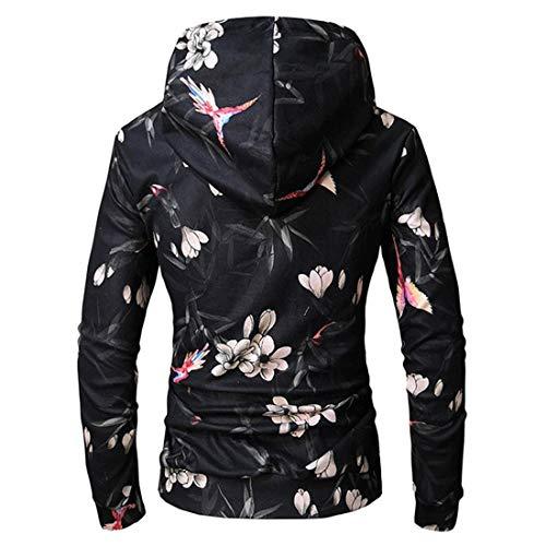 PRJN Men's Pullover Hoodie Mens Hoodie Sweatshirt Jumper Hooded Hoodies HD 3D Print Pullover Lightweight Sweatshirts Pockets Men's Sweat Hood Hoodie Mens Casual Long Sleeve Hoodies