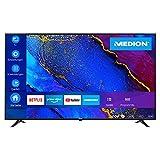 MEDION X17572 189,3 cm (75 Zoll) UHD Fernseher (Smart-TV, 4k Ultra HD, HDR Dolby Vision, Netflix,...