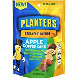 Planters Breakfast Blends Apple Coffee Cake Trail Mix Snack with Cinnamon Graham...