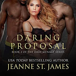 Daring Proposal audiobook cover art