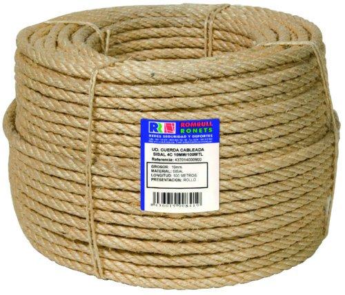 Rombull Ronets. S.L. - Cuerda pita 10 (rollos 100 mts.)