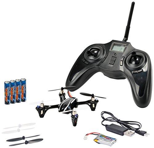 Carson 500507056 - X4 Micro Quadcopter 100 % RTF
