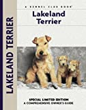 Lakeland Terrier dog breed guide book for owners