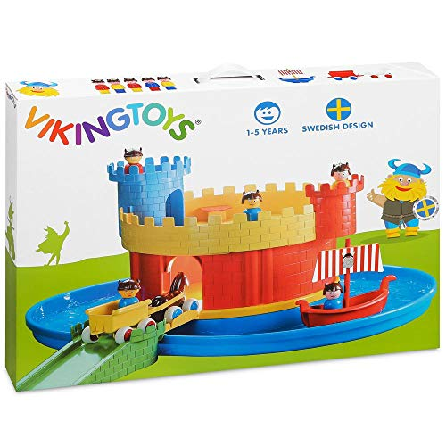 Viking Toys - V5050 - Figurine - Transport et Circulation - Multiplay Château-Fort