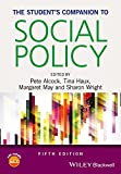 The Student's Companion to Social Policy (English Edition)
