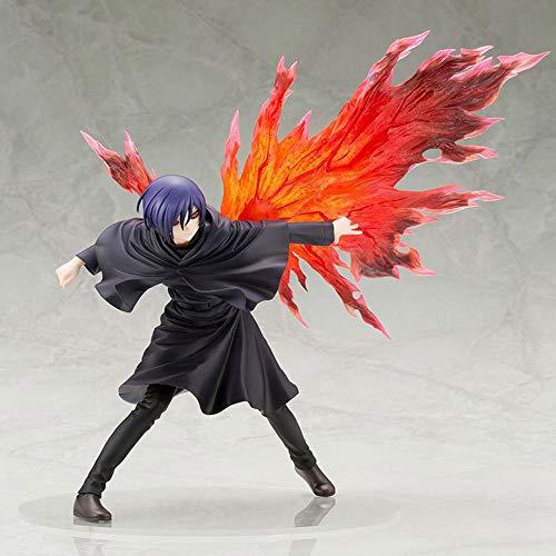 GUANGHHAO Tokyo Ghoul Touka Kirishima Anime Figur 26cm-Kaninchen-Figur Dekoration Ornamente Sammlerstücke Spielzeug Animationen Charakter Modell