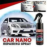 KAMLIKE 120ml Car Liquide Revêtement Nano Peinture Cire Hydrophobe polonais Spray Cristal Coat Film Agent de réparation de Voitures