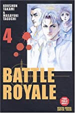 Battle Royale, tome 4 de Koushun Takami