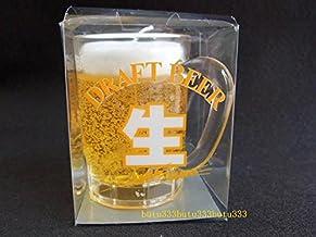 故人の好物シリーズ 生ビール ミニジョッキ のローソク カメヤマ