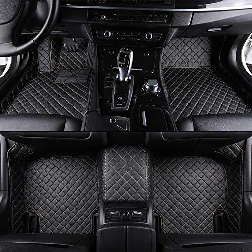 Qwldmj Alfombrillas de Coche Personalizadas para BMW Todos los Modelos X3 X1 X4 X5 X6 Z4 525520 f30 f10 e46 e90 e60 e39 e84 e83 Estilo de Coche