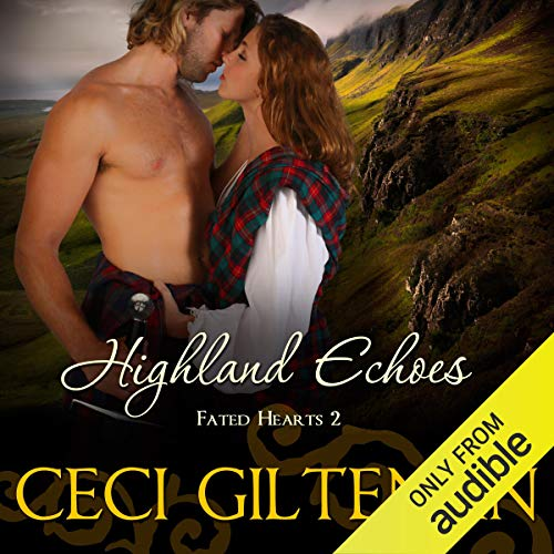 Highland Echoes audiobook cover art