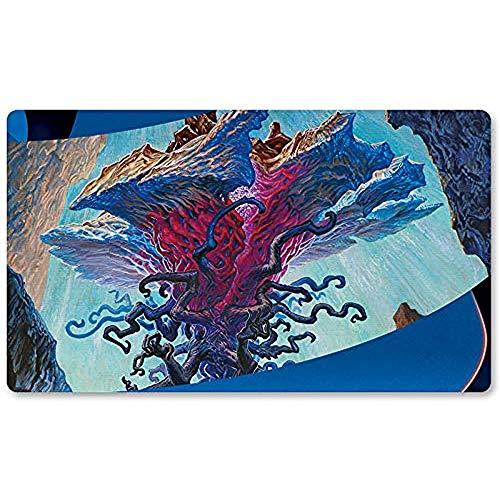 Emrakul, The Aeons Torn - Brettspiel MTG Playmat Tischmattenspiele Mousepad Spielmatte für Yugioh Mon Magic The Gathering 30X80CM