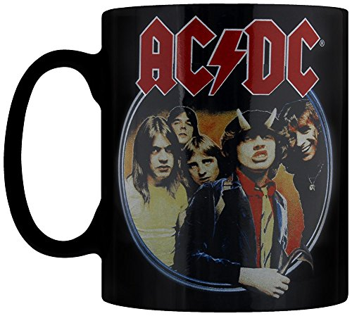 AC/DC Devil Angus, Copa en caja de regalo
