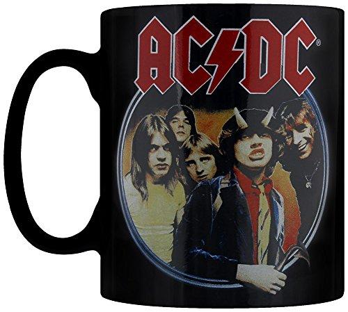 AC/DC - Devil Angus - Tasse im Gescvhenkkarton