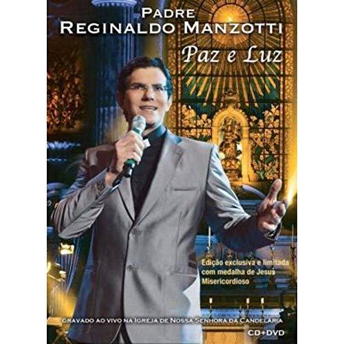 PADRE REGINALDO MANZOTTI - PADRE REGINALDO MANZOTTI - PAZ E LUZ - K