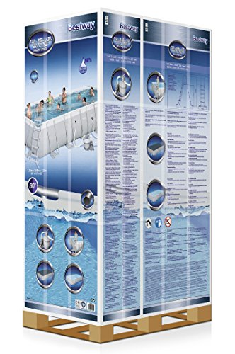 Bestway Power Steel Piscina power 732x366x132 cm