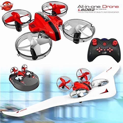 sin cabeza EACHINE E016F aerodeslizador Drone 2.4GHZ frquency Mini Drone Para Niños