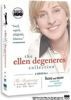 ELLEN DEGENERES: THE BEGINNING AND HERE