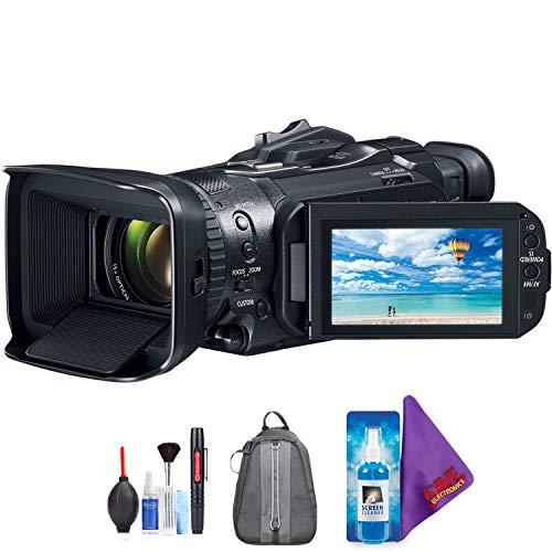Read About Canon VIXIA GX10 UHD 4K Camcorder with 1 CMOS Sensor & Dual-Pixel CMOS AF + Pro Accessor...