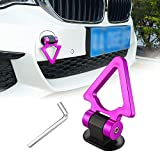 TOMALL Pink Purple Car Tow Hook Universal...